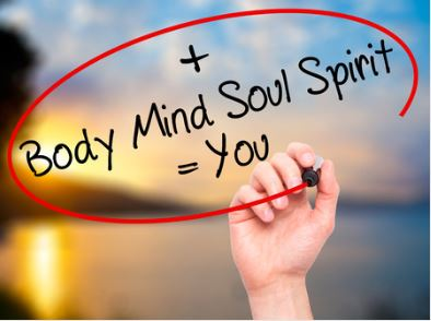 body mind soul spirit YOU